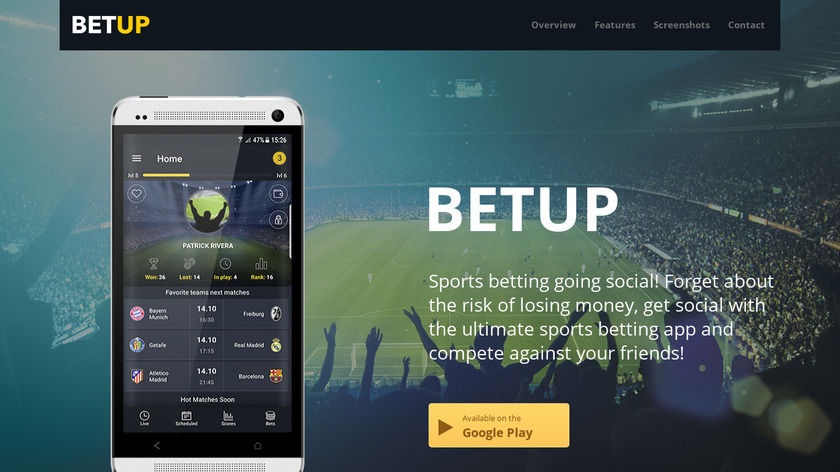 Get to know the Trusted Android Online Sports Gambling BETUP Application